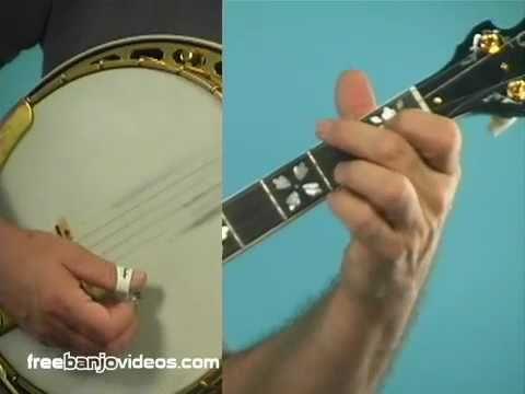 Banjo Lesson Beginner Rolls Youtube Banjo Learning How To