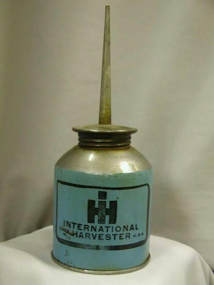 IH Oil Can   International truck, International harvester truck, Navistar  international
