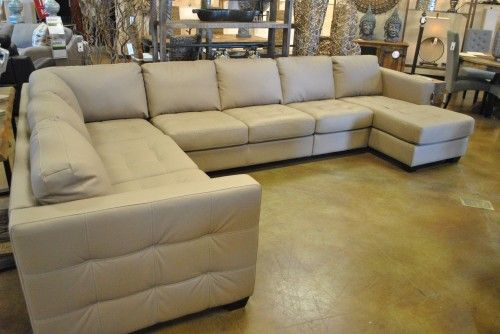 Brit Extra Extra Large Sectional Contemporary Sectional Sofas For