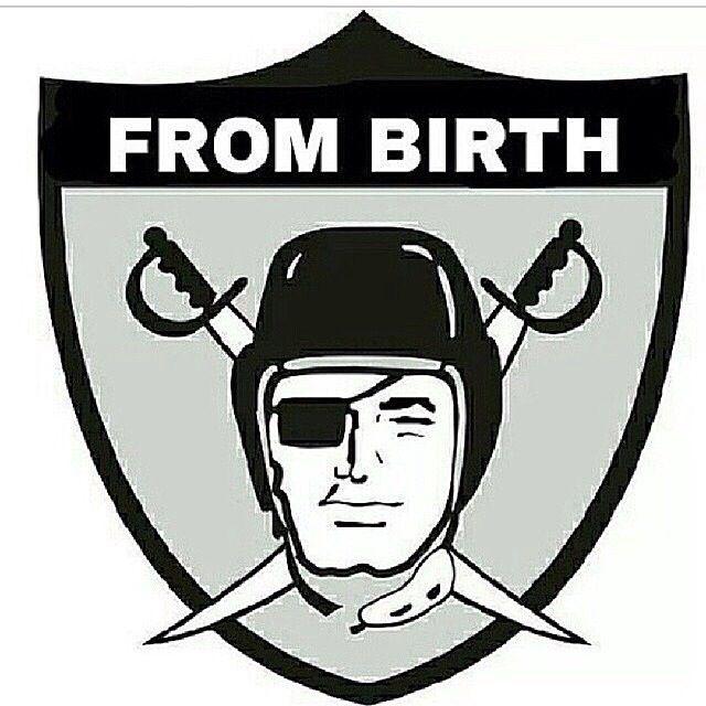 Raiders from birth