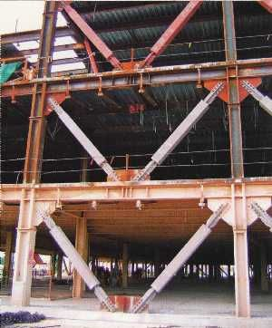 Brb 02 Furniture Steel Structure Ceiling Tiles
