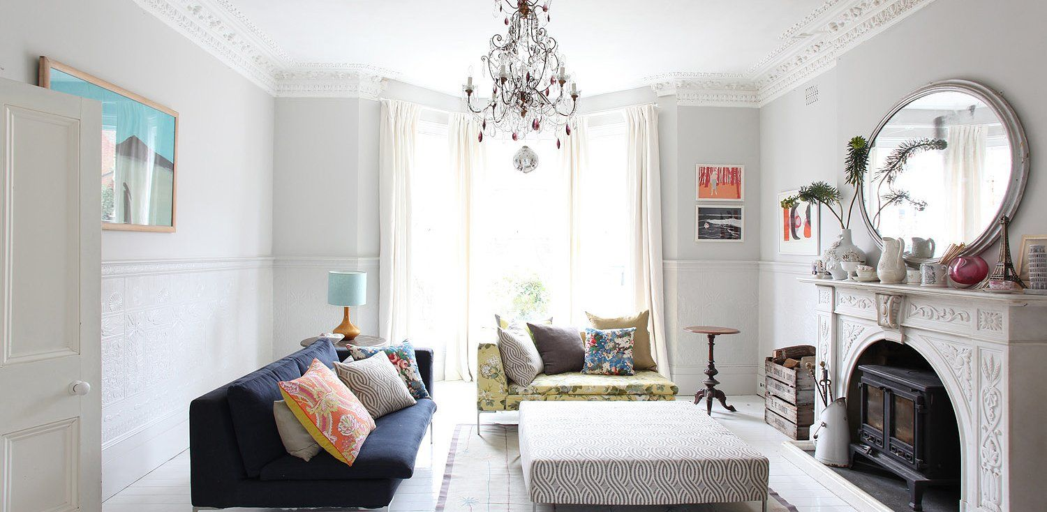 Large Victorian House In East Dulwich Knock Through Living