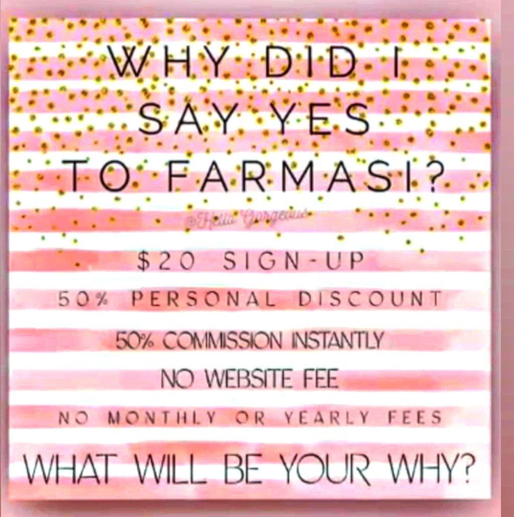 Farmasi Opportunity.....Join me!!! (With images) Budget