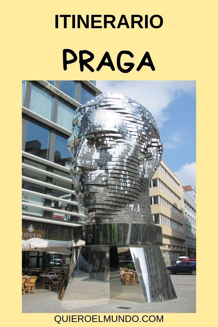 Praga en 3 días
