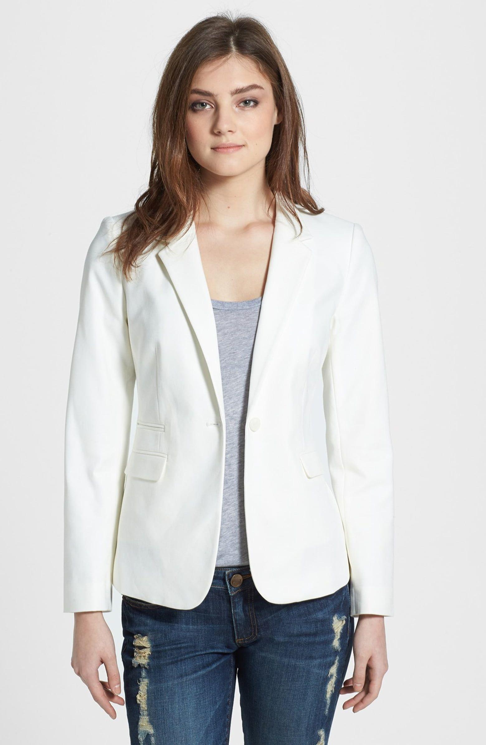 Womens petite cotton blazer, chat lesbian gratuit