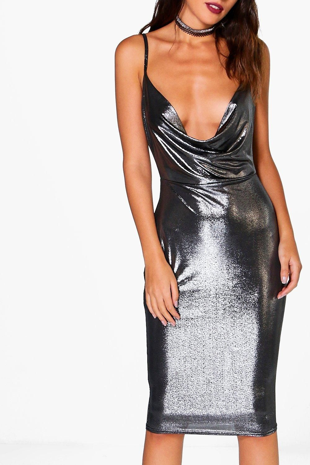 fc5aa88b432c Get dance floor-ready in an entrance-making evening dress. Look knock-out  on nights out in figure-skimming bodycon fits, flowing maxi lengths and  stunning ...