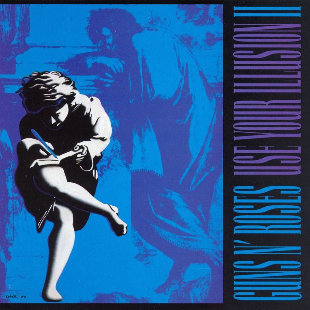I M Listening To Knockin On Heaven S Door By Guns N Roses On