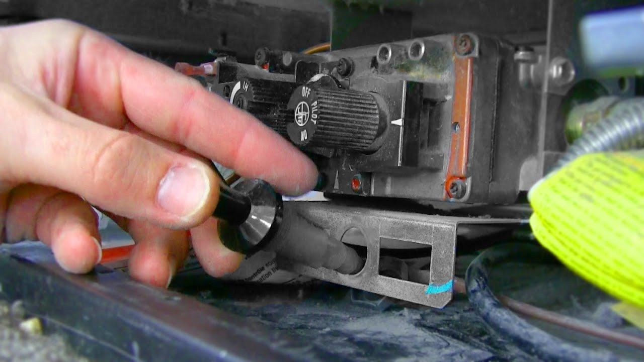 Gas Fireplace Repair Won T Work Start Or Light Piezo Ignitor