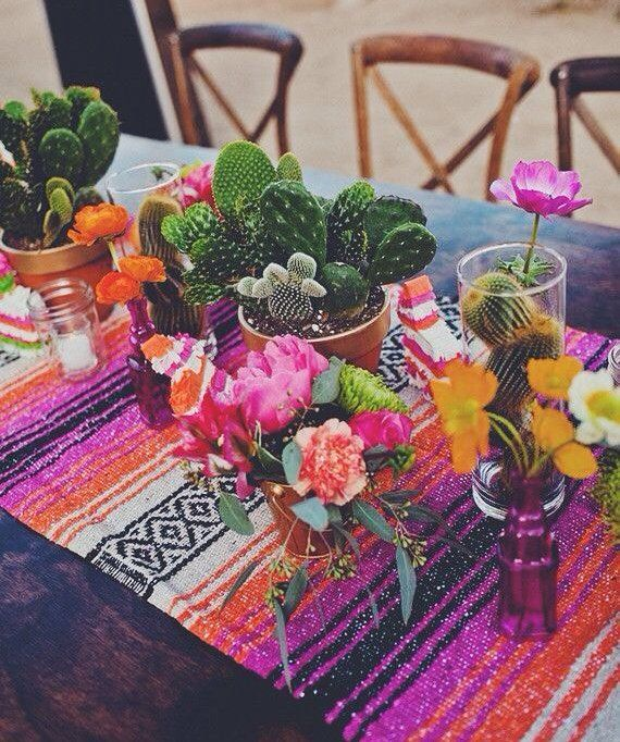 13 Latin American Inspired Thanksgiving Table Settings