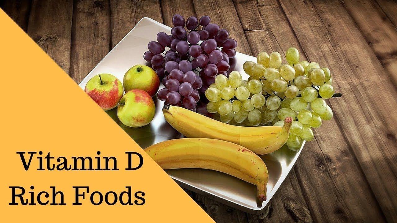 Top 10 Vitamin D Rich Foods Vitamin d rich food, Food