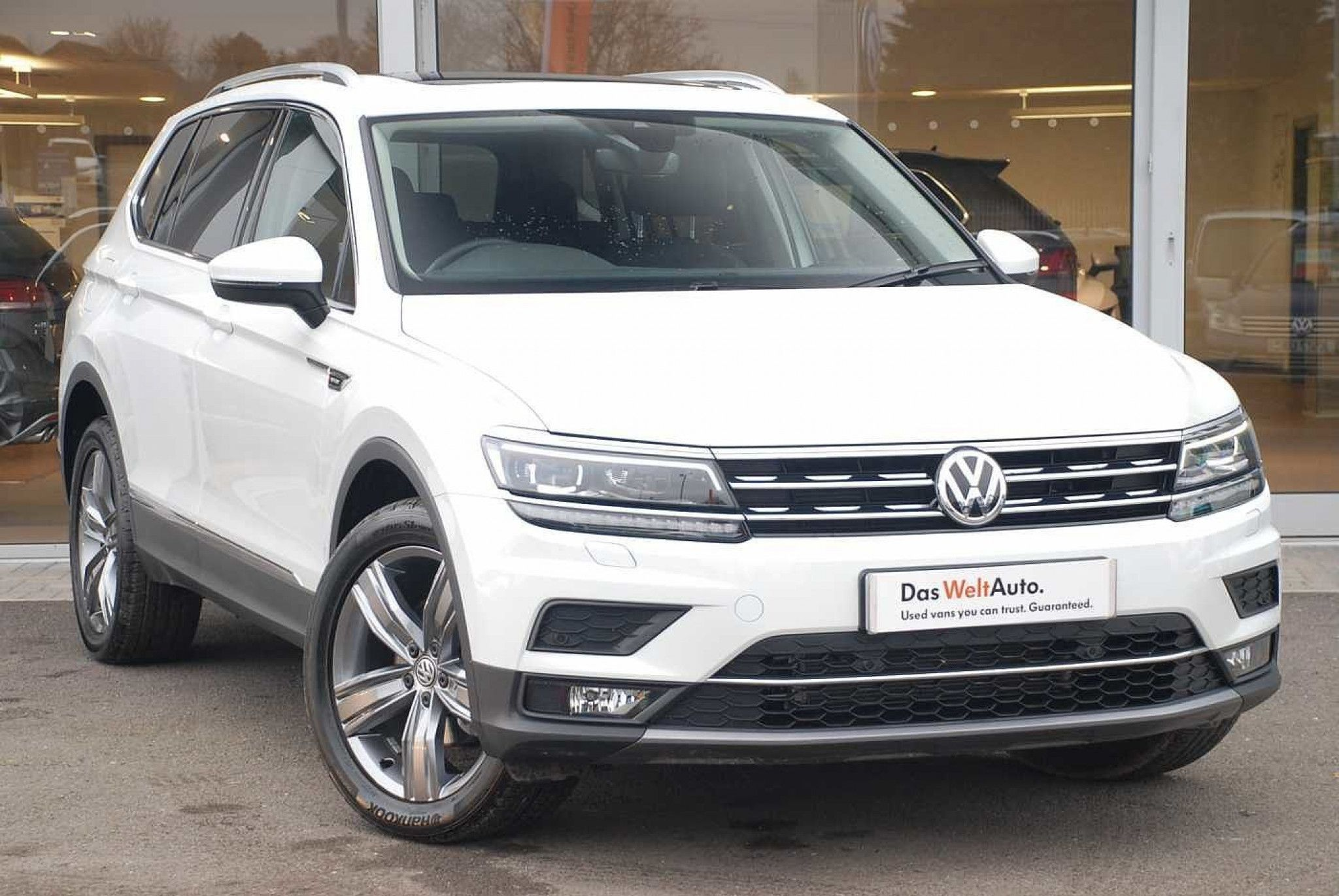 Volkswagen Tiguan Allspace 2 0 Tdi 4motion Sel 5dr Dsg In 2020 Volkswagen Volkswagen Jetta Tdi