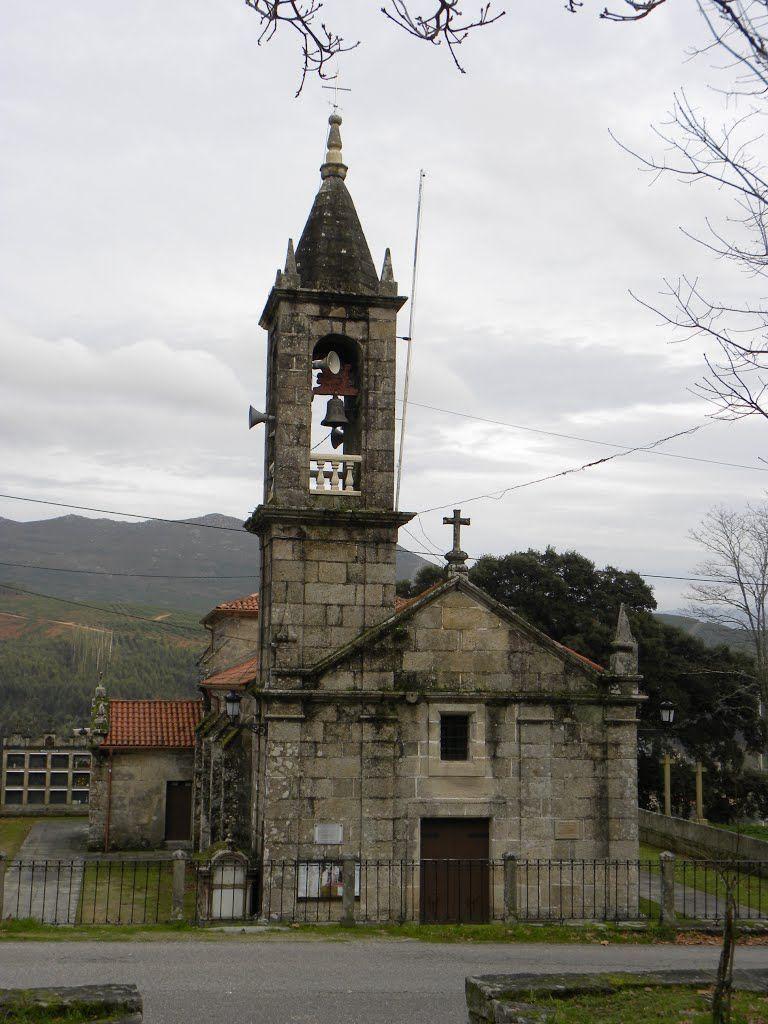 Igrexa de Sta. Marta de Ribarteme