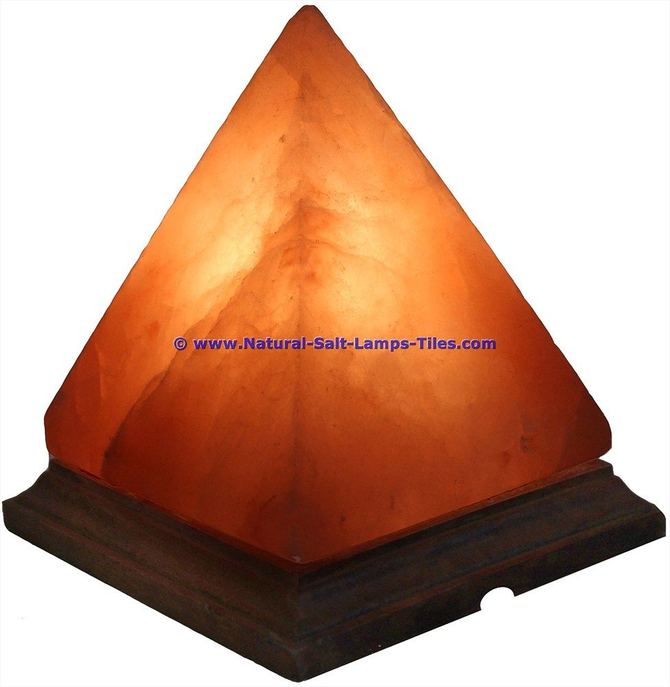 Himalayan Salt Lamps For Sale Classy Pinpom Sale On Himalayan Ionic Salt Crystal Pyramid Lamp