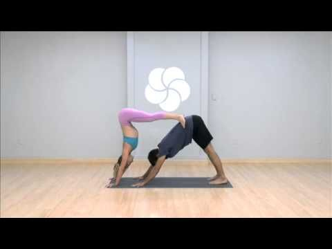 myyogaworks  worldlifestyle partner yoga how to video