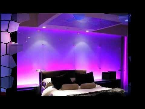 Bedroom Lights Ireland Bedroomideas In 2020 Cool Lights For Bedroom Purple Bedrooms Romantic Bedroom Lighting