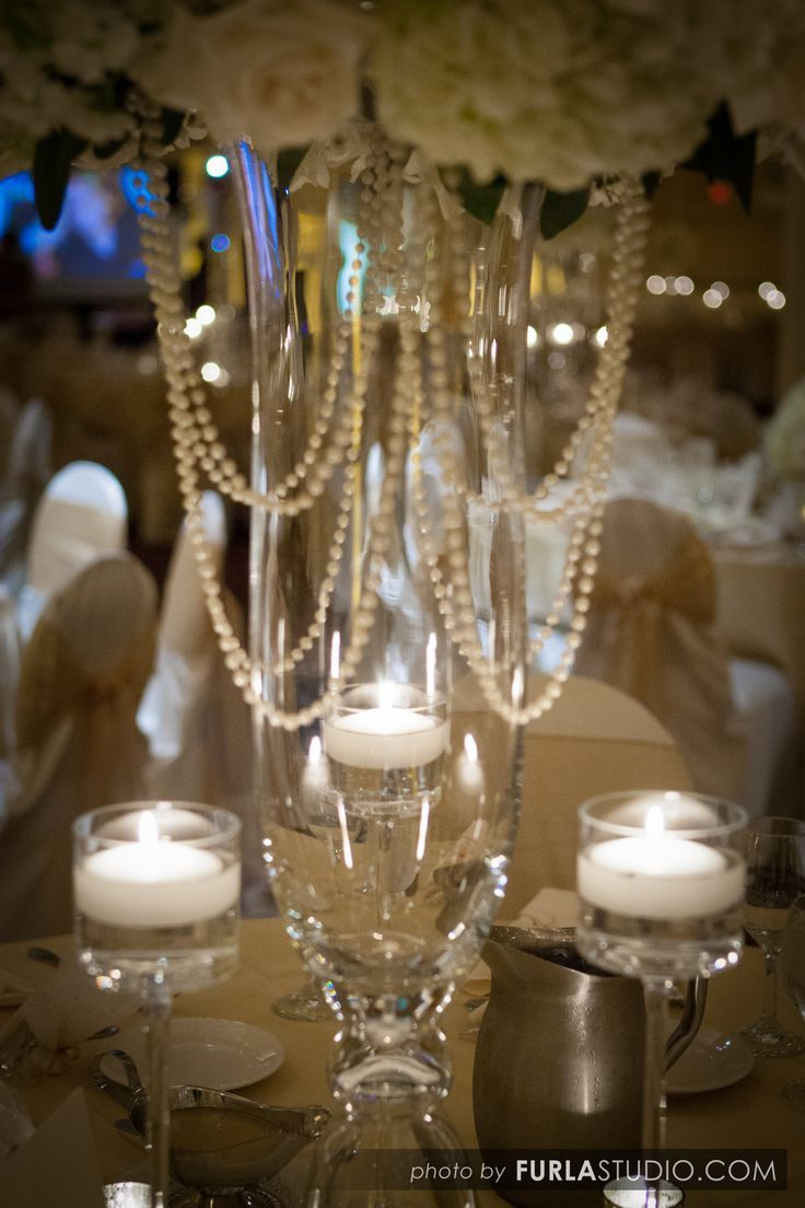 Diamond Themed Wedding Table Decorations Google Search Future