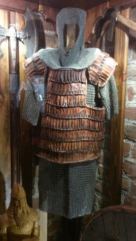 Varangian lether armor