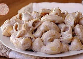 Pasta alla cenere cremosa ricetta primo piatto veloce e for Primo piatto veloce
