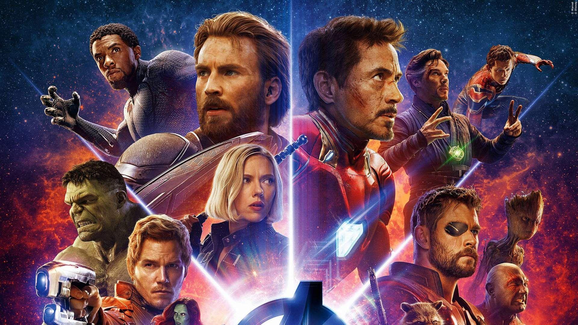 Iron Man Filme Reihenfolge
