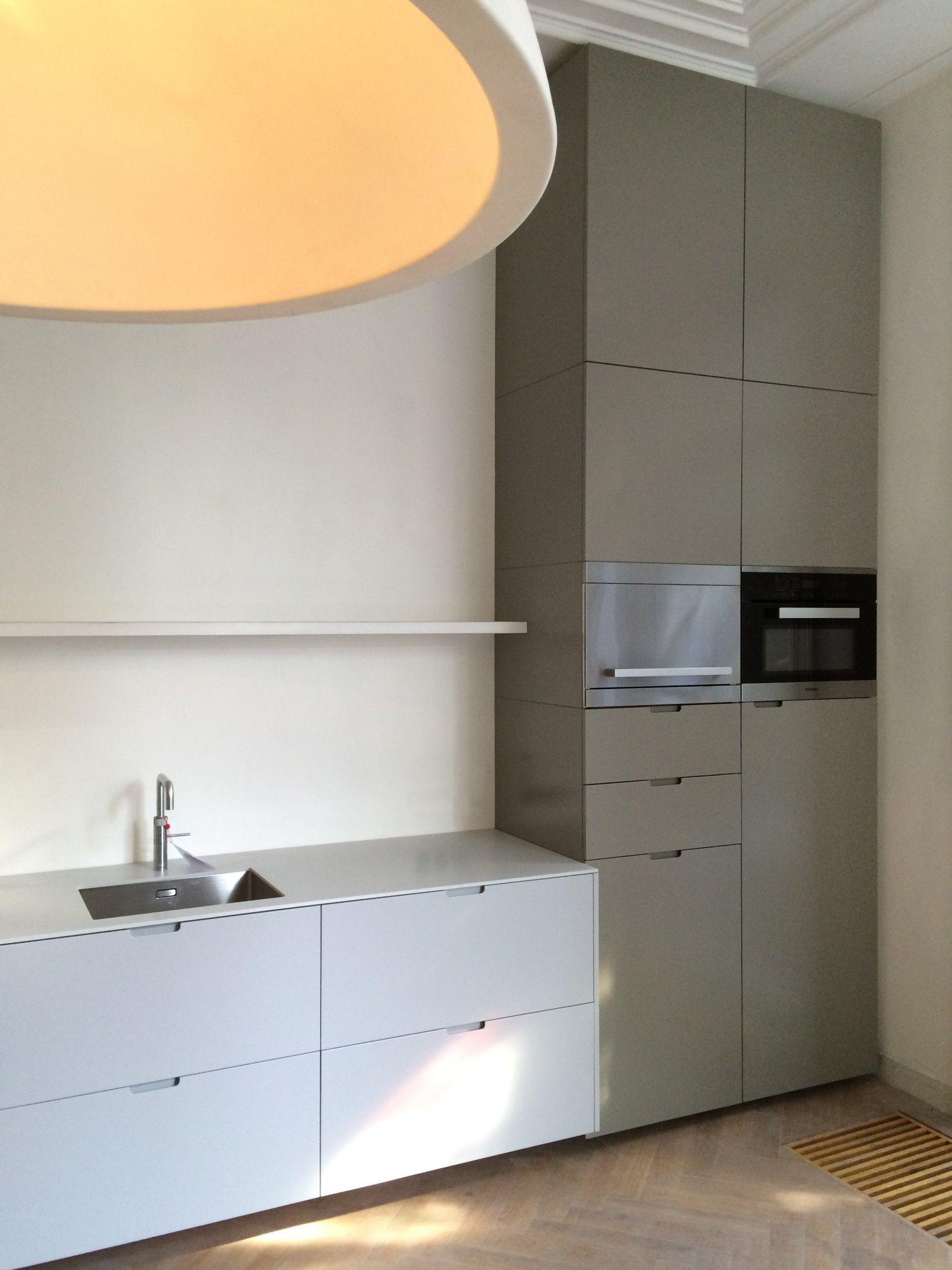 Verborgen Keuken In Grachtenpand Te Amsterdam | BNLA Architecten |  Fotografie Studio De Nooyer | Keukens | Pinterest | Doors, Architecture And  Kitchens
