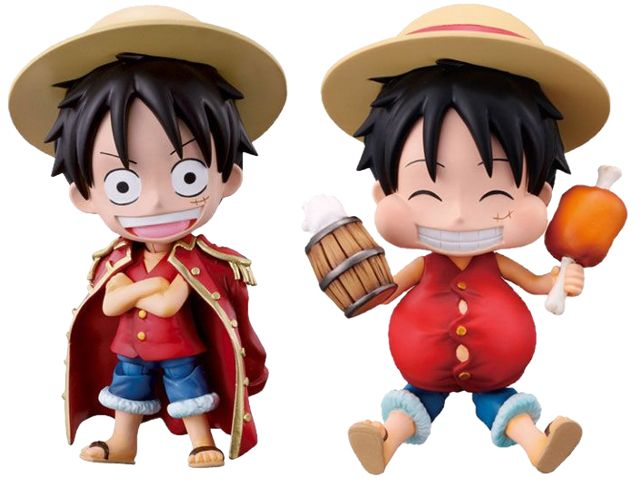 Aliexpress Com Buy Chibi Arts One Piece Monkey D Luffy