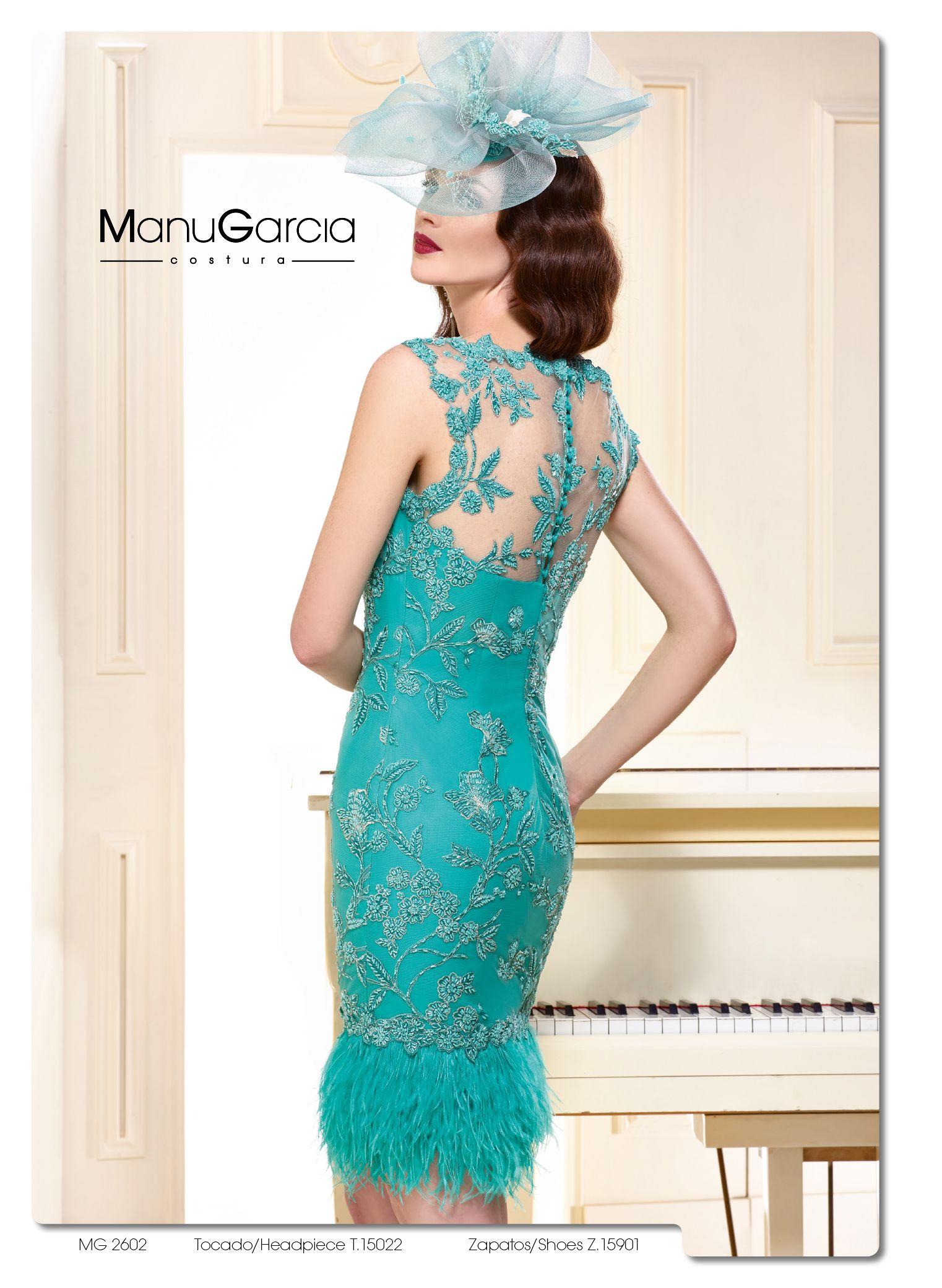 Manu Garcia colecction 2015 Bridal #HigarNovias   nos vamos de boda ...