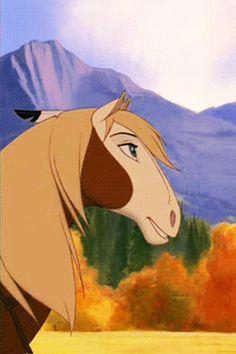 paint spirit stallion of the cimarron # 34