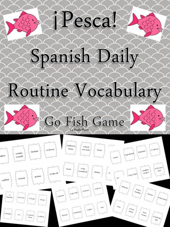 Fun game to help students learn vocabulary in Way more engaging than a worksheet. These versatile cards work great for the game Memory too! Two games for the price of one!