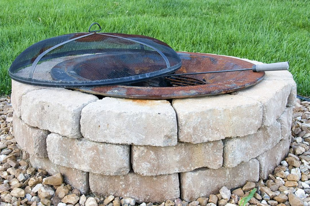 Photo of How to build an outdoor firepit- The Polkadot Chair