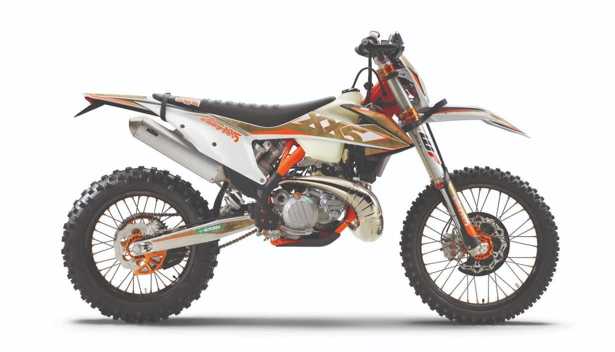 KTM's 2020 Enduro range is ready to roll with new WP XPLOR