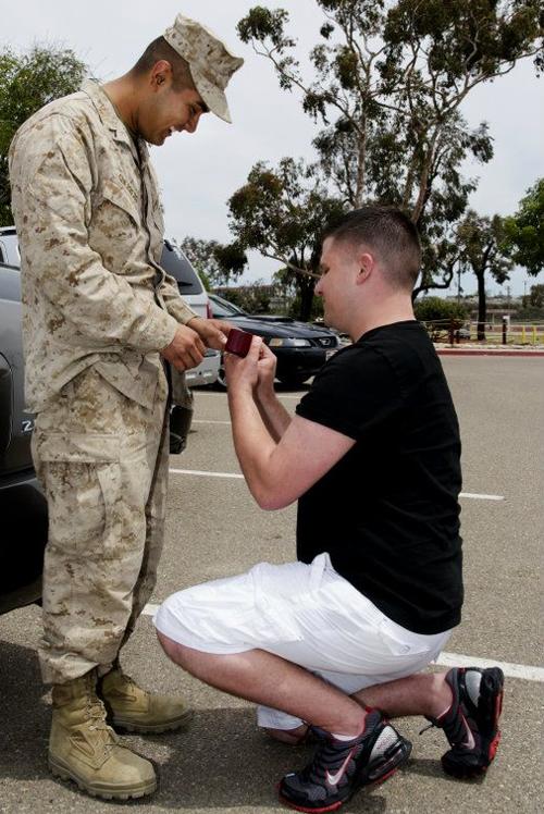 Gay sailor camp pendleton