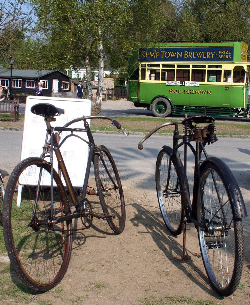 1910 Terrot Truss Bridge Bicycle Online Museum for IVER JOHNSON + ...