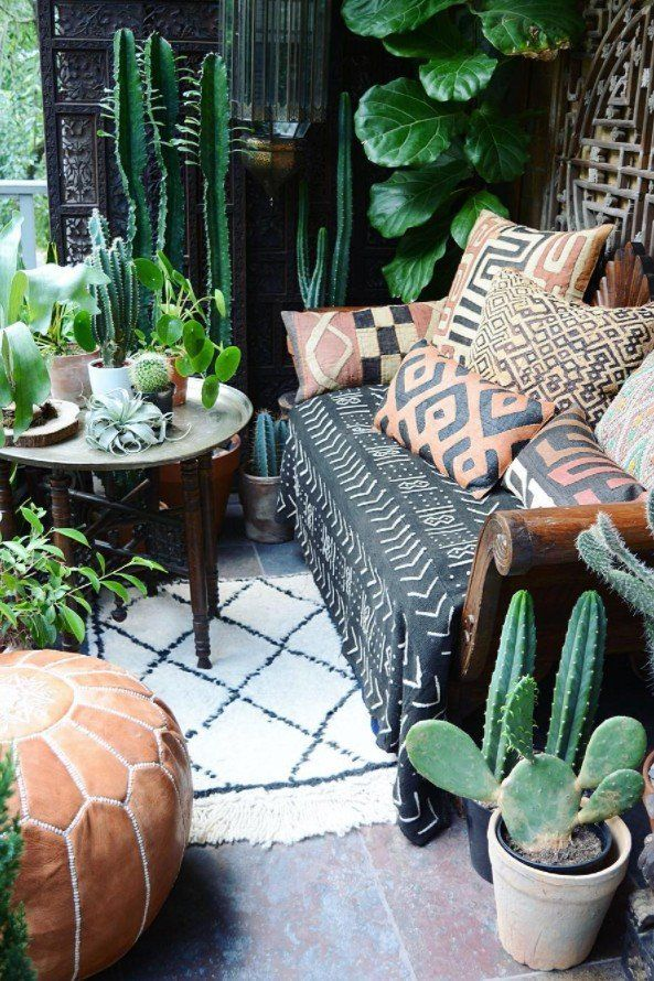 These Succulent Garden Balconies Will Inspire Green Fingers All Year Long #balconygarden