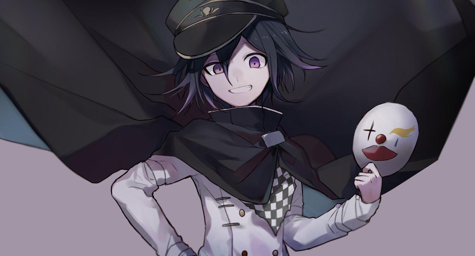 Kokichi Ouma By Fuyu Koke Danganronpa Danganronpa Characters Anime