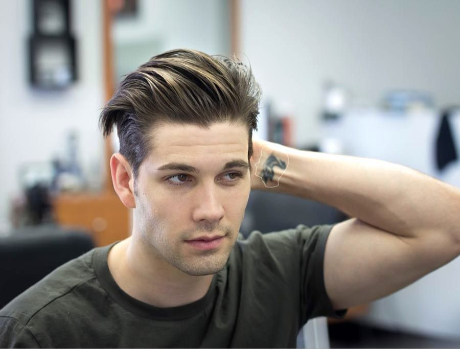 25 New Men S Hairstyles To Get Right Now Wavy Hair Men Undercut Hairstyles New Men Hairstyles