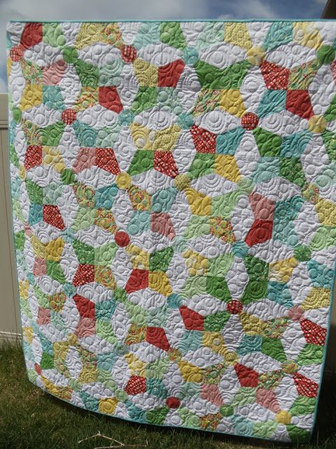 My Cotton Creations: Finished Quilts