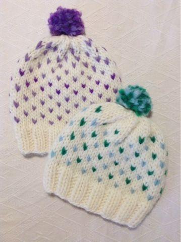 Bobo Bruja: El sombrero Amoroso - Modelo Libre | Gorros tejidos bebé ...
