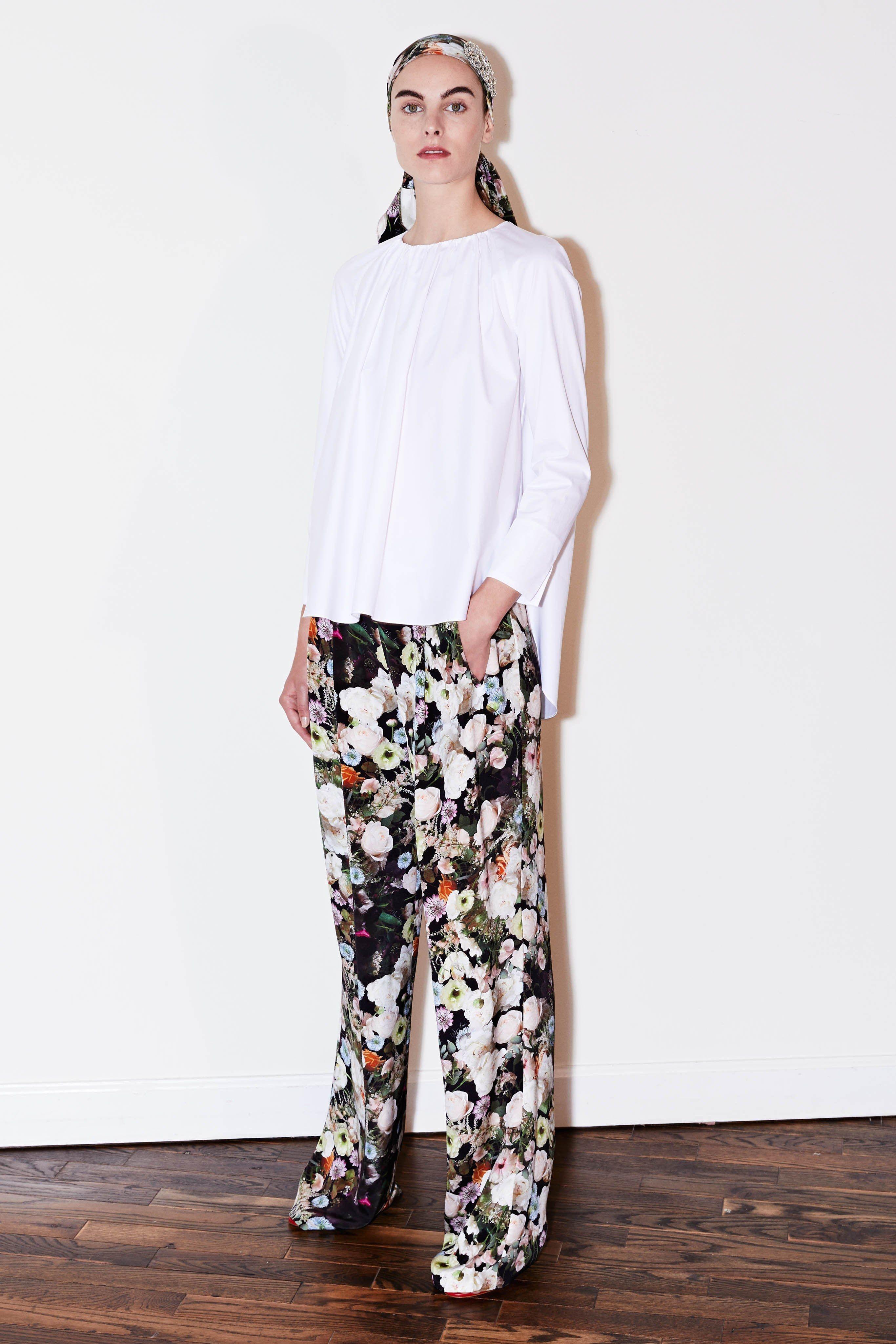 5a9a0e835d6d8 Adam Lippes Resort 2019 New York Collection - Vogue