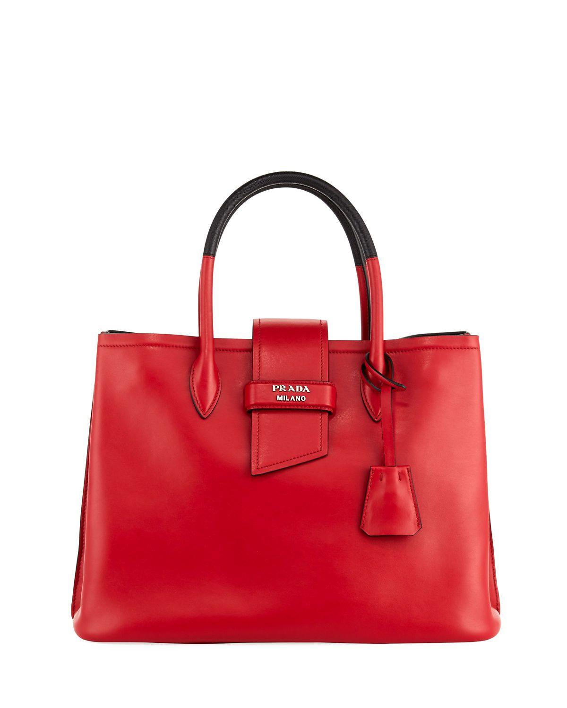 3358c6561 Prada Top Handle Tote Bag | bolsas e carteiras | Bags, Prada e Prada ...