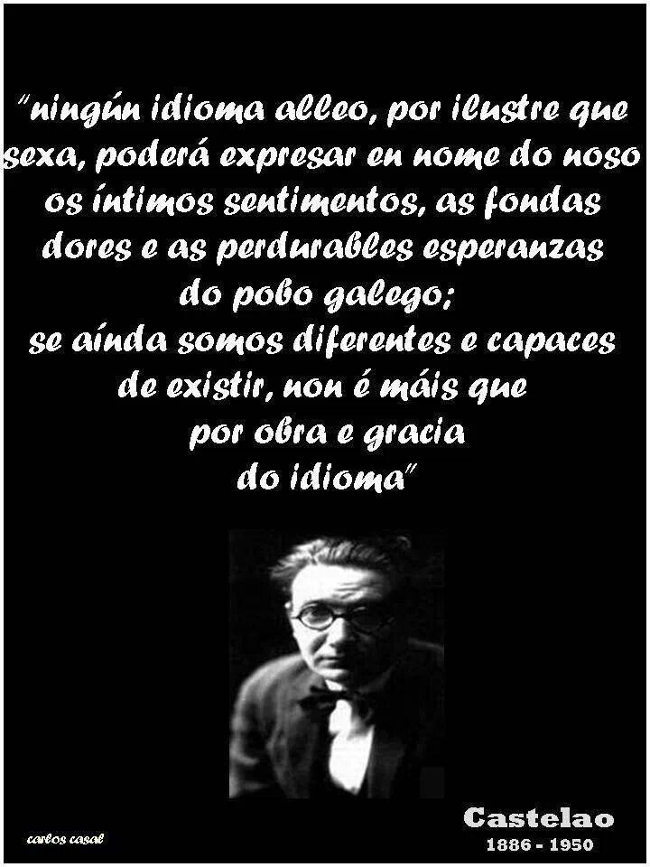 Castelao Frases Literarias Castelao Refranes
