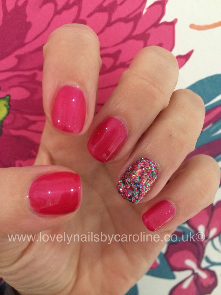 Berry Medley #109 Bio Sculpture! Love this colour | Bio