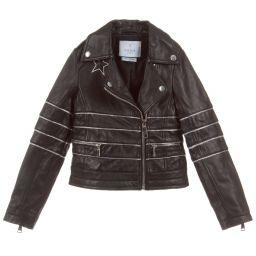 Girls Black Leather Jacket Girls Black Leather Jacket Black Leather Jacket Leather Jacket