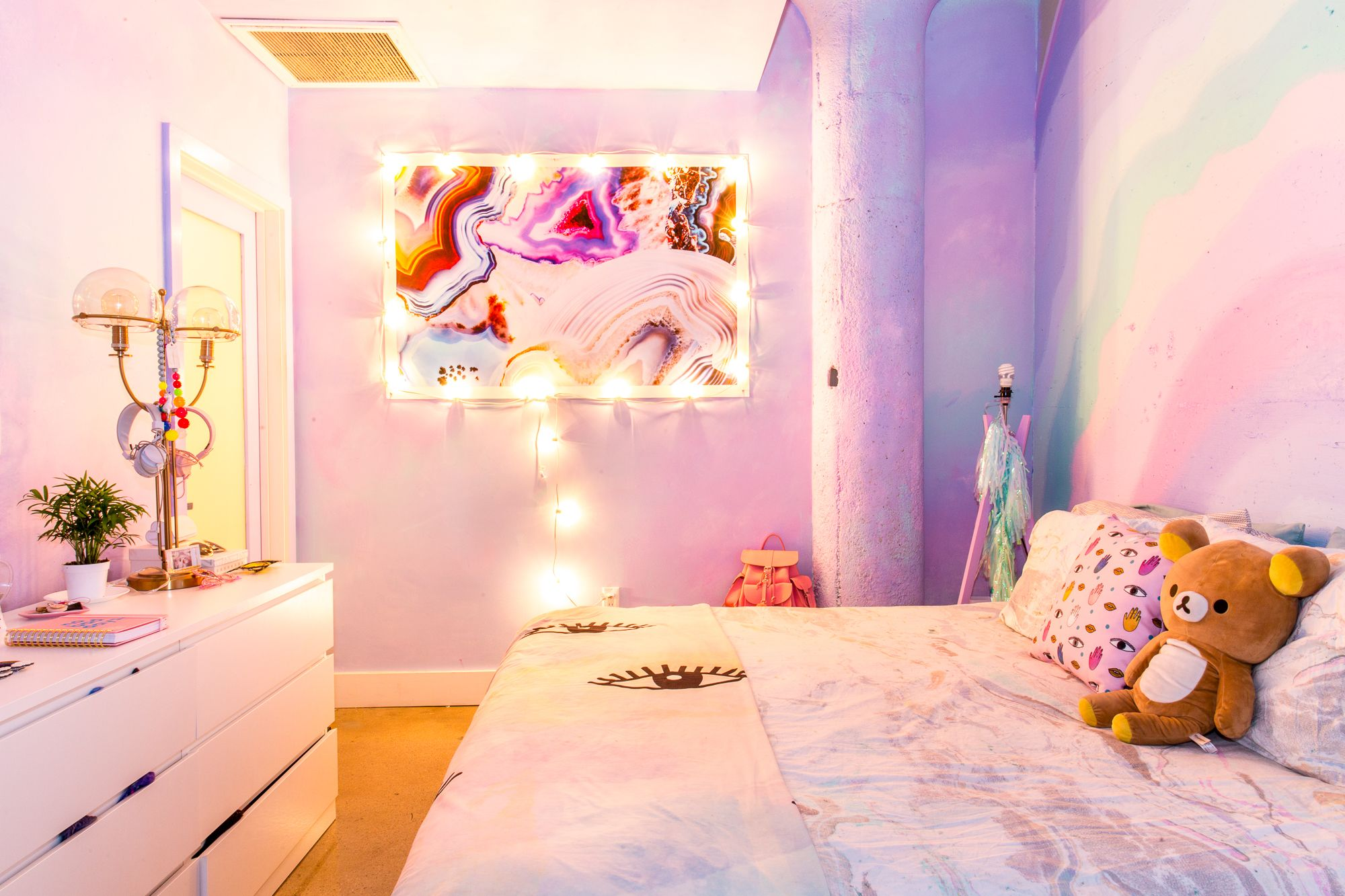 These Colorful Bedrooms Will Make You Rethink Your White Walls