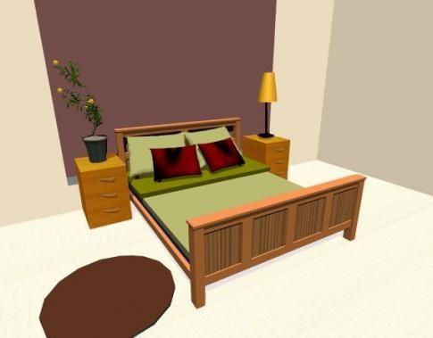 idées déco, couleur peinture pour chambre adulte - Forum Maison