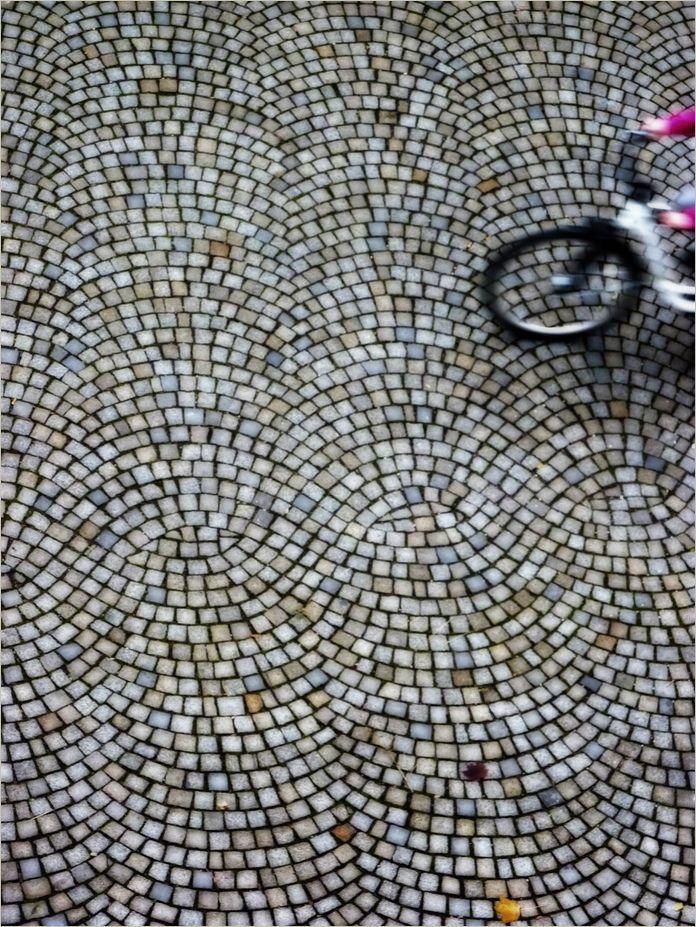 Verlegemuster Granitpflaster ohne abgrenzungssteine außenweg driveways paver