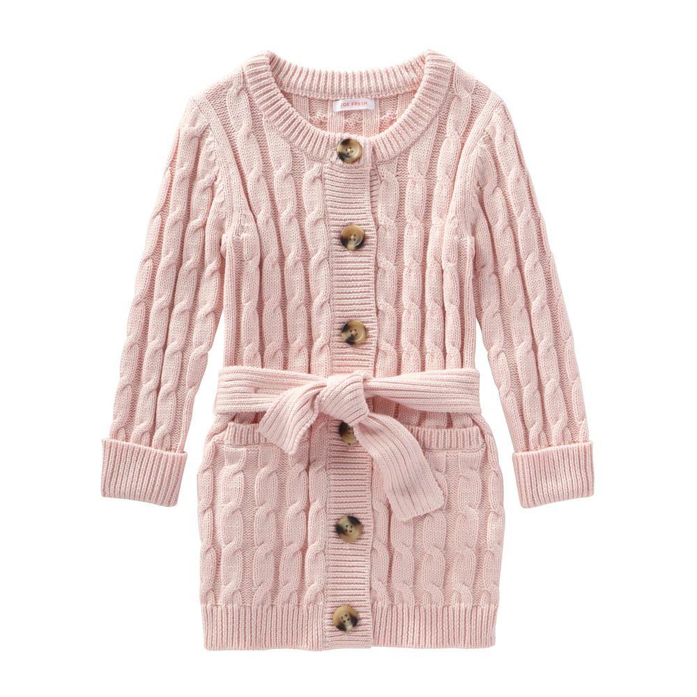 Toddler Girls' Sweater Coat | Emma Darnell | Pinterest | Toddler girls