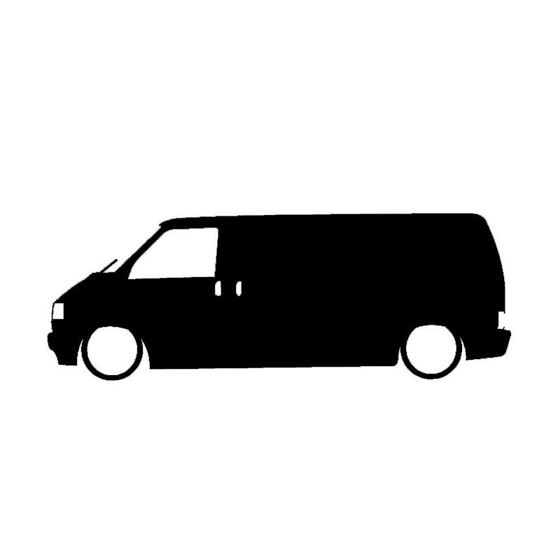 Wholesale Pcslot Low Vw T Transporter Outline Cartoon Car - Vinyl decals for cars wholesale