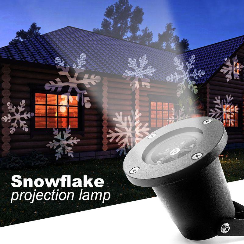 Halloween Christmas Lighting 6W garden led light waterproof outdoor