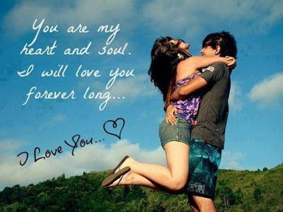 You Are My Heart And Soul I Will Love You Forever Long I Love You English Love Quotes Love Quotes Wallpaper Best Love Quotes