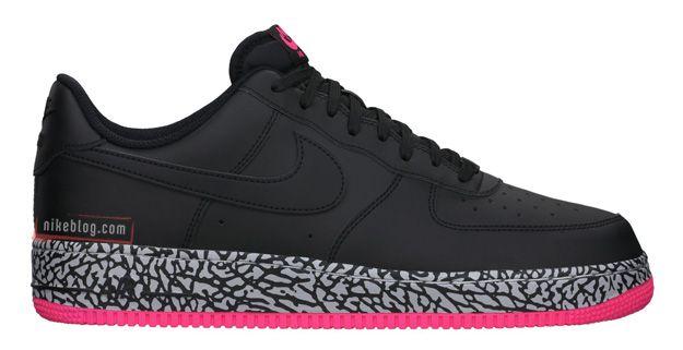 Nike Air Force 1 BlackPink Elephant | Kicks | Nike air